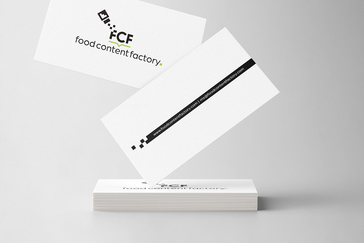 FCF business cards