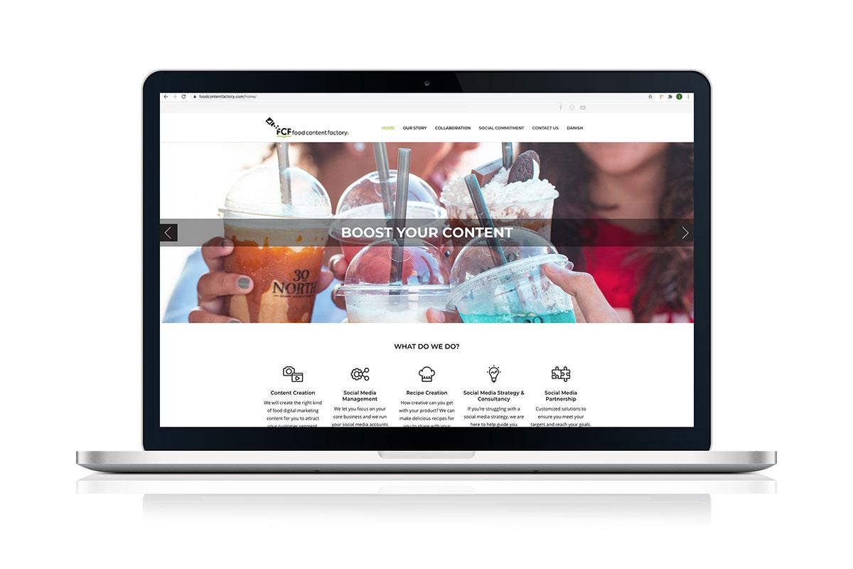 FCF website apple